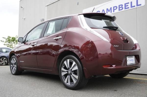 2017 Nissan LEAF 1N4BZ0CP9HC302815