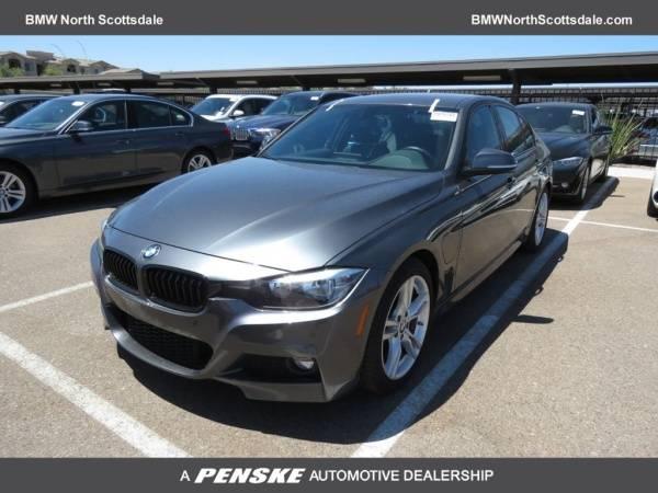 2017 BMW 3 Series WBA8E1C38HA029796