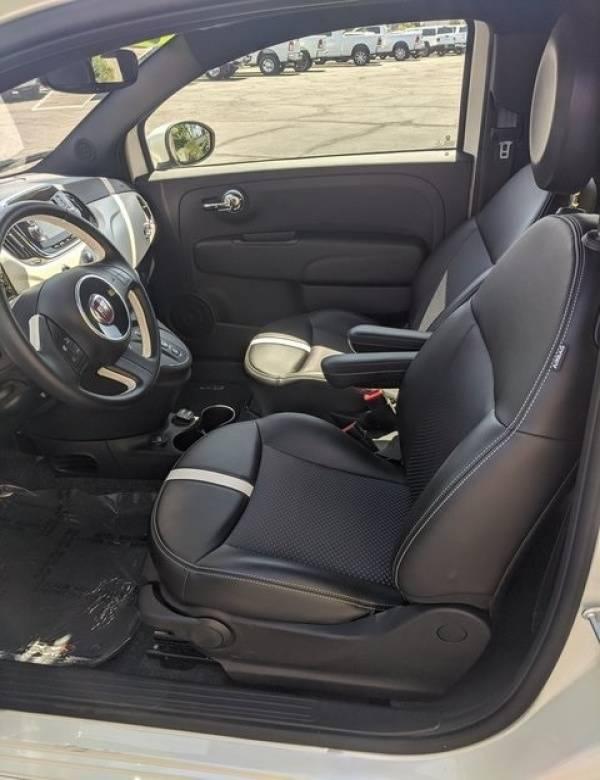 2018 Fiat 500e 3C3CFFGE4JT377455