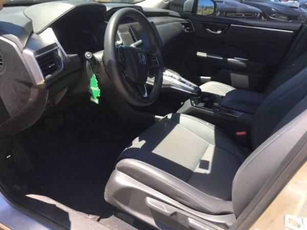 2018 Honda Clarity JHMZC5F10JC014863