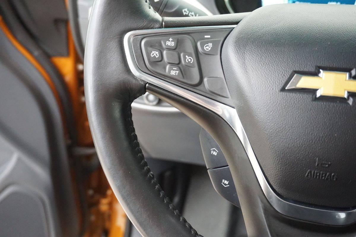 2017 Chevrolet Bolt 1G1FW6S07H4160348