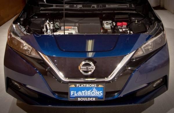2019 Nissan LEAF 1N4AZ1CP2KC308335