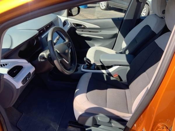 2017 Chevrolet Bolt 1G1FW6S04H4129459
