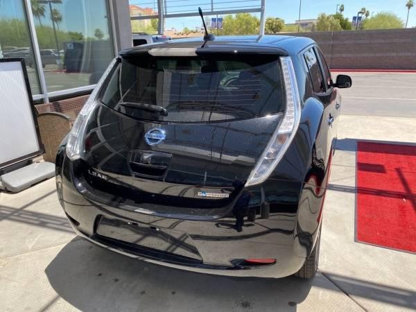 2016 Nissan LEAF 1N4BZ0CP3GC307264