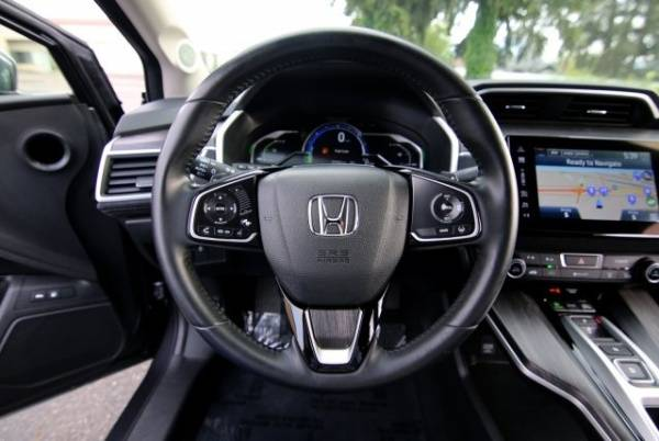 2018 Honda Clarity JHMZC5F37JC004039