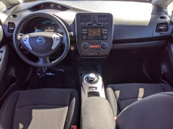 2015 Nissan LEAF 1N4AZ0CP7FC334896