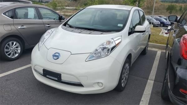2015 Nissan LEAF 1N4AZ0CP8FC301888