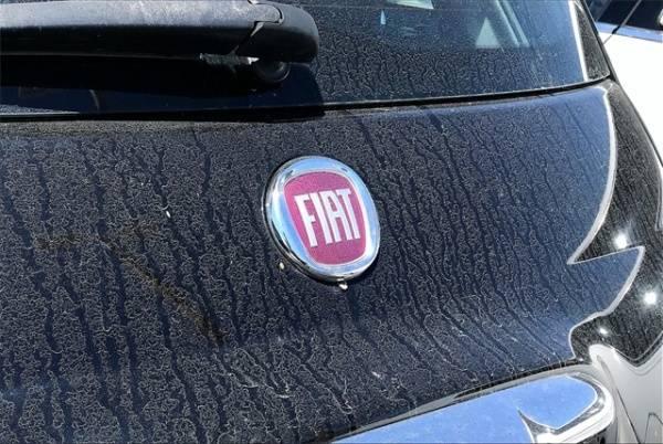 2017 Fiat 500e 3C3CFFGE3HT600515
