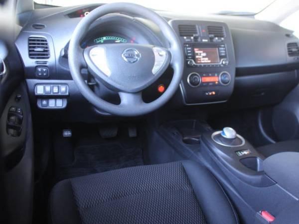 2017 Nissan LEAF 1N4BZ0CP5HC307848