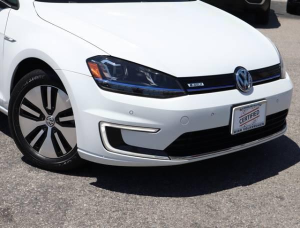2016 Volkswagen e-Golf WVWPP7AUXGW900125