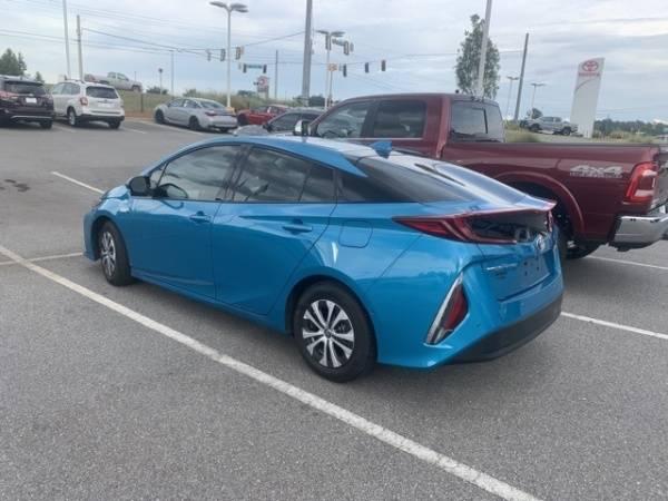 2020 Toyota Prius Prime JTDKARFP4L3125777