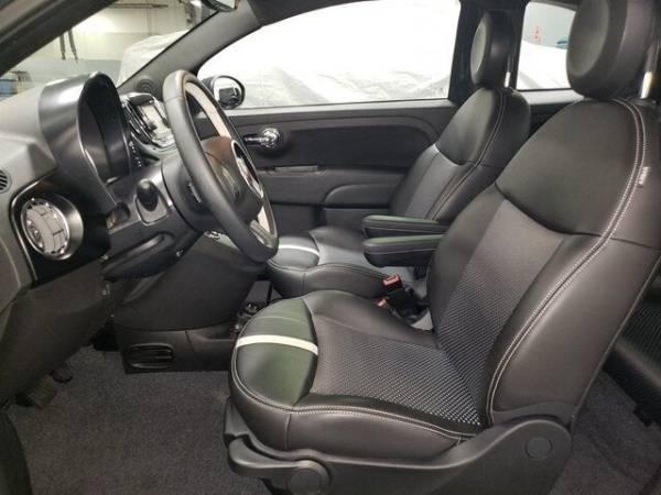 2018 Fiat 500e 3C3CFFGE3JT471651