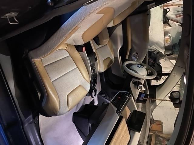 2014 BMW i3 WBY1Z2C54EVX51463