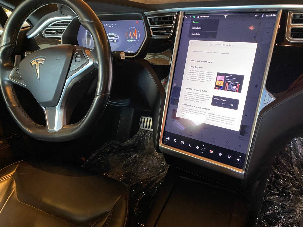 2016 Tesla Model S SYJSA1E23GF139590