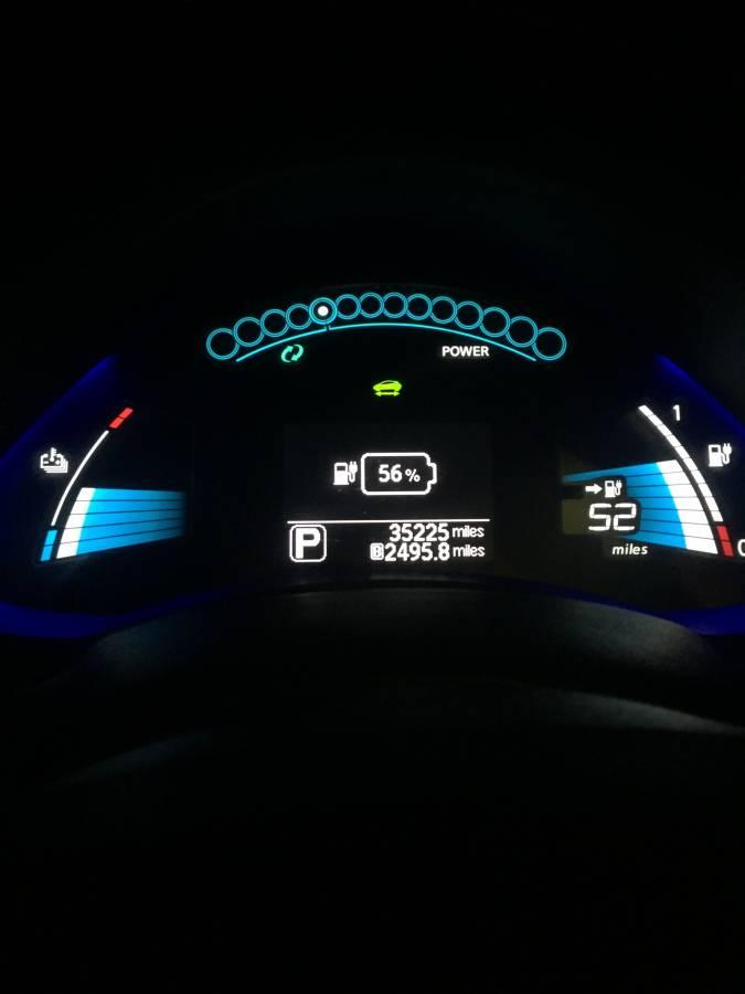 2013 Nissan LEAF 1N4AZ0CP5DC403291