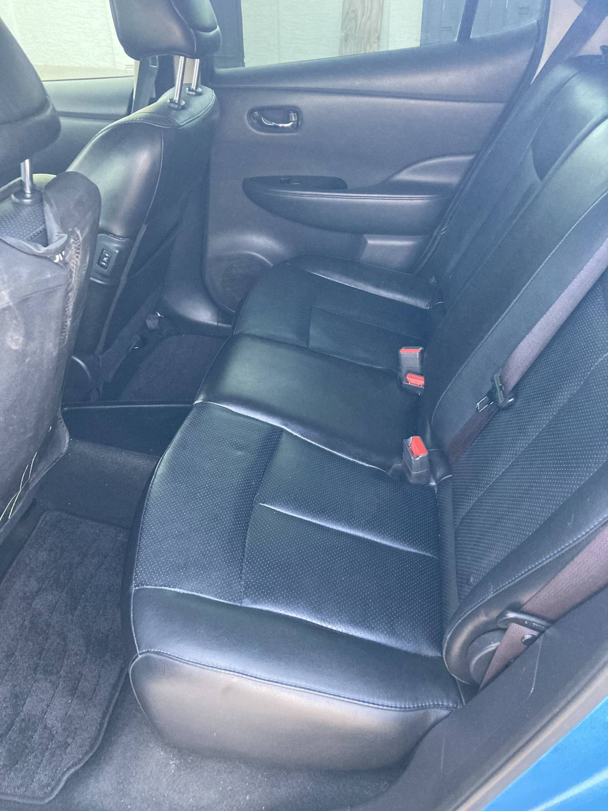 2013 Nissan LEAF 1N4AZ0CP8DC410588