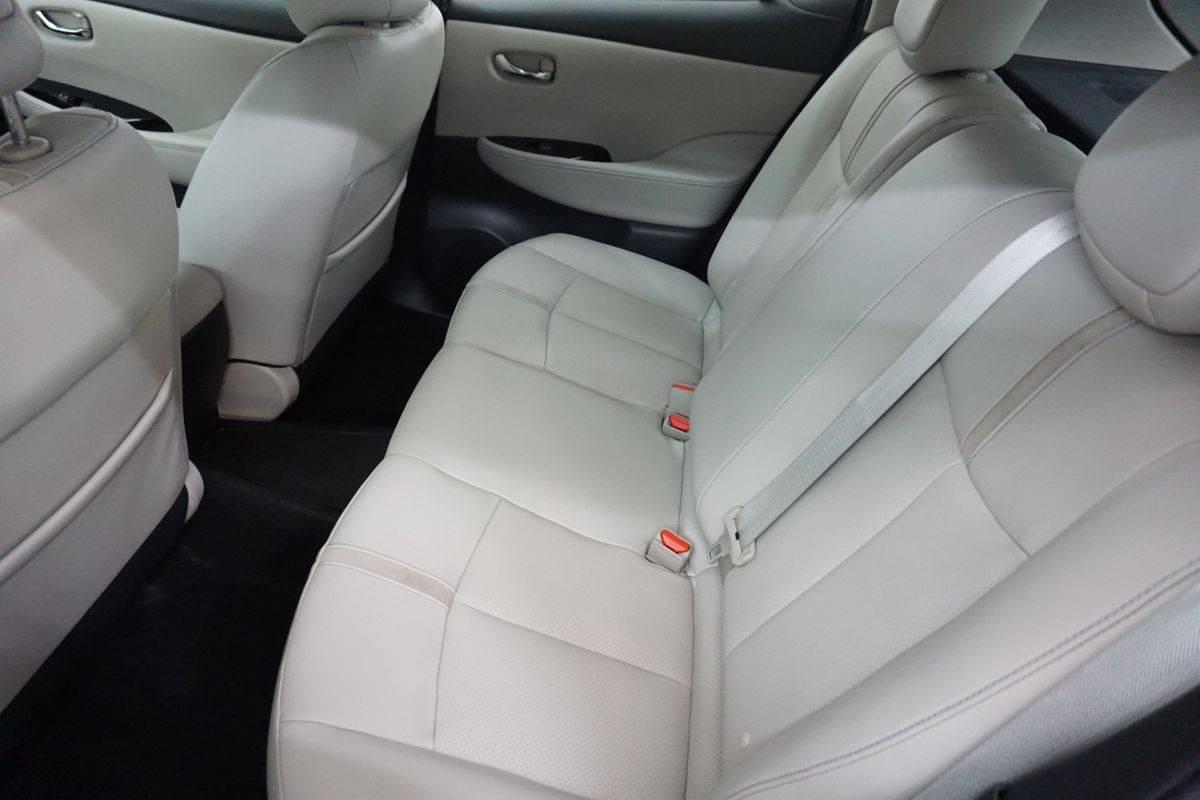 2019 Nissan LEAF 1N4BZ1CP8KC308456