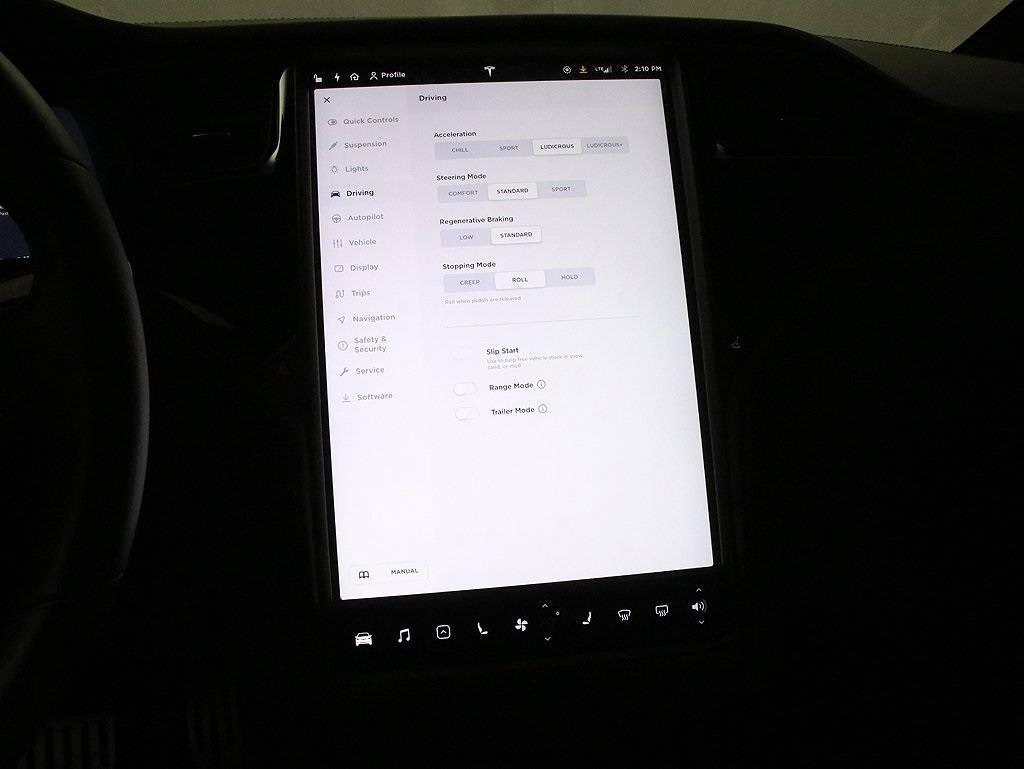 2020 Tesla Model X 5YJXCAE46LF237427