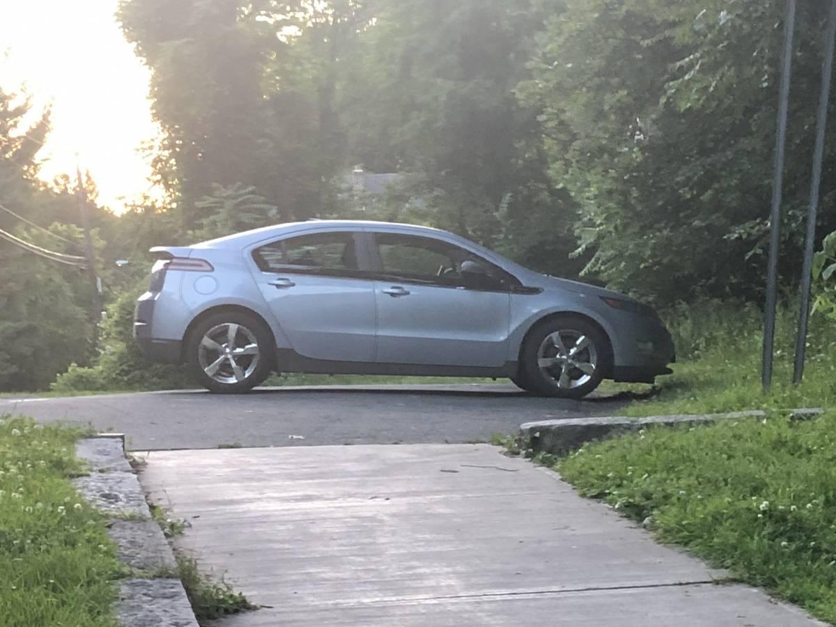 2014 Chevrolet VOLT 1G1RB6E40EU165362