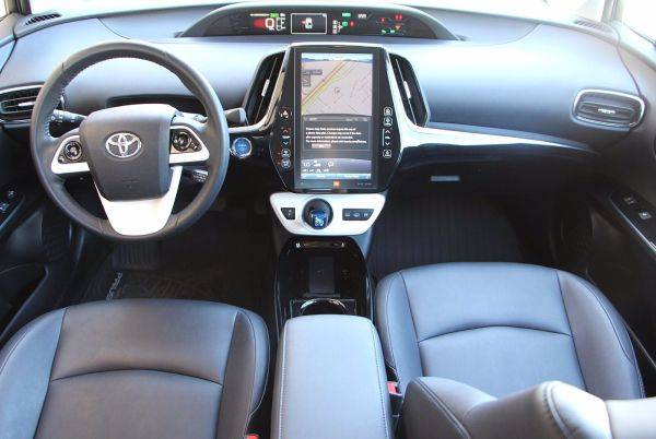 2018 Toyota Prius Prime JTDKARFP9J3072698