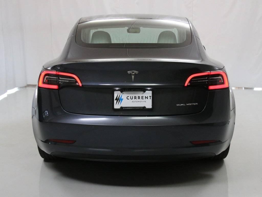 2019 Tesla Model 3 5YJ3E1EB6KF391156