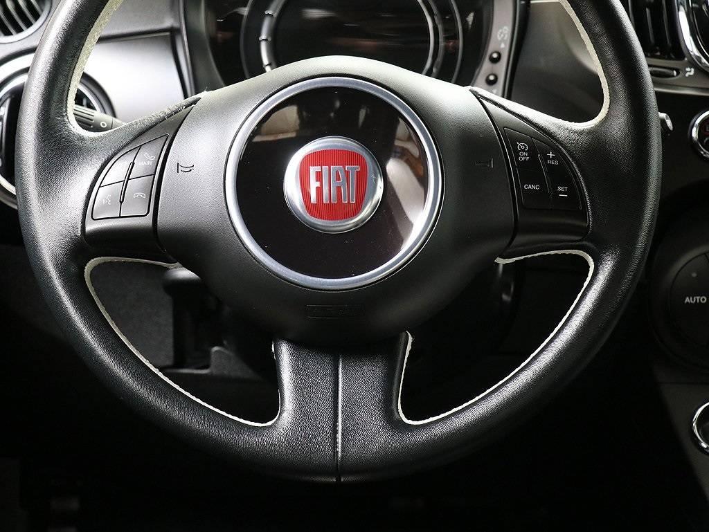 2017 Fiat 500e 3C3CFFGE3HT653411