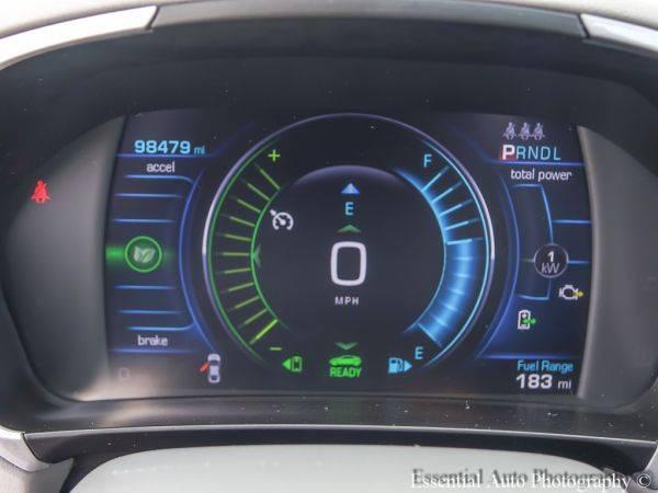 2016 Chevrolet VOLT 1G1RA6S50GU100644