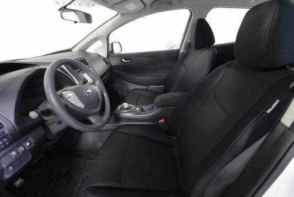 2016 Nissan LEAF 1N4AZ0CP2GC309213