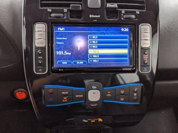 2013 Nissan LEAF 1N4AZ0CPXDC419096