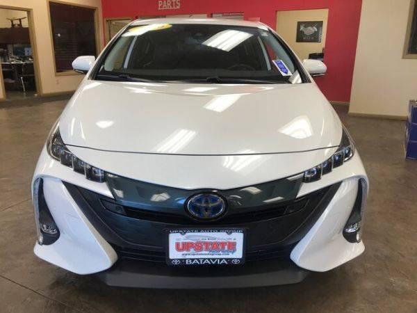 2020 Toyota Prius Prime JTDKARFP4L3129361