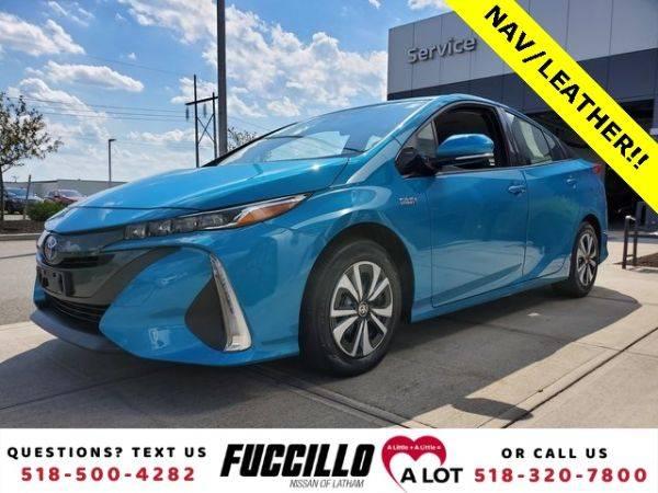 2018 Toyota Prius Prime JTDKARFP4J3088386