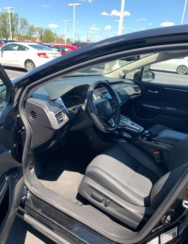 2018 Honda Clarity JHMZC5F35JC001592