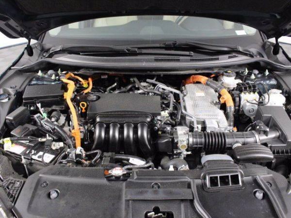 2018 Honda Clarity JHMZC5F36JC007045