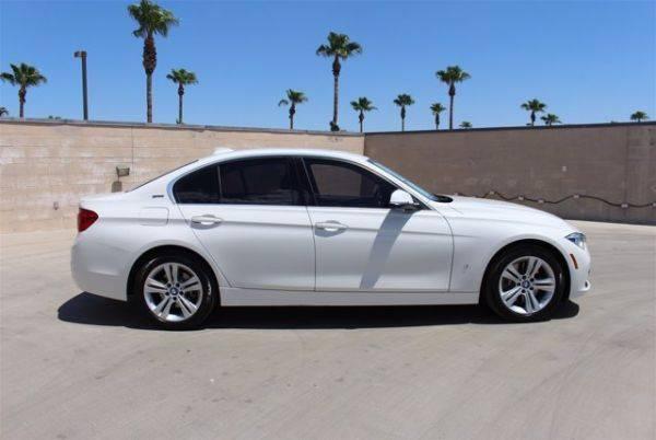 2018 BMW 3 Series WBA8E1C55JA159607