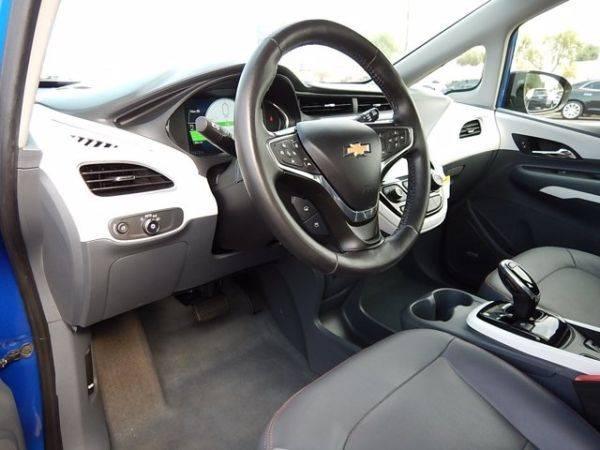 2017 Chevrolet Bolt 1G1FX6S05H4153251