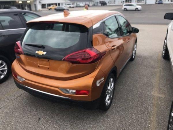 2017 Chevrolet Bolt 1G1FW6S00H4152382