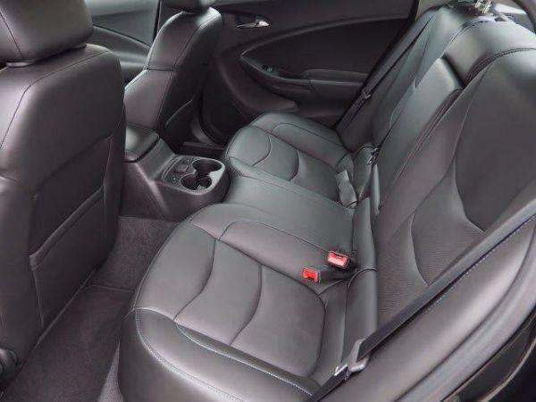 2018 Chevrolet VOLT 1G1RD6S54JU151739