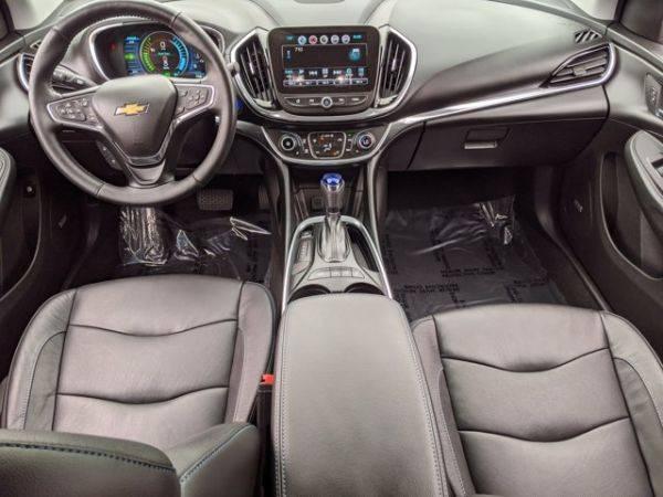 2017 Chevrolet VOLT 1G1RD6S51HU113797