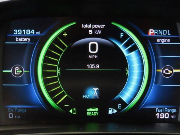 2017 Chevrolet VOLT 1G1RC6S59HU211074
