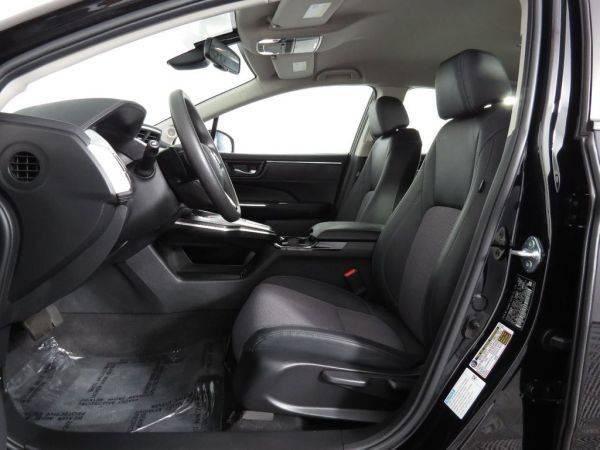 2019 Honda Clarity JHMZC5F11KC002786
