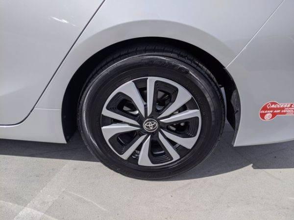 2018 Toyota Prius Prime JTDKARFP6J3086719
