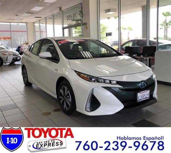 2019 Toyota Prius Prime JTDKARFP4K3111988