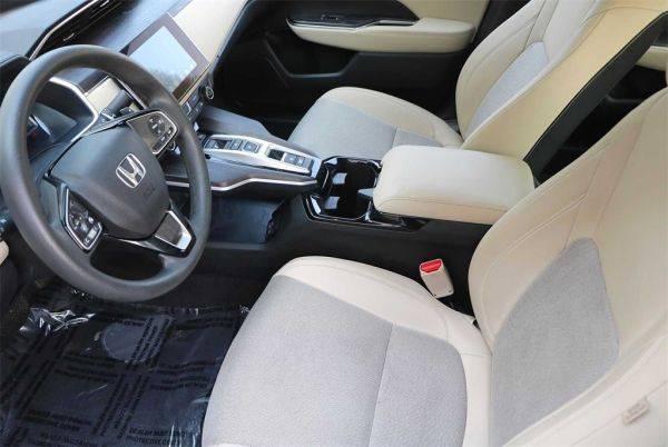 2018 Honda Clarity JHMZC5F12JC008384
