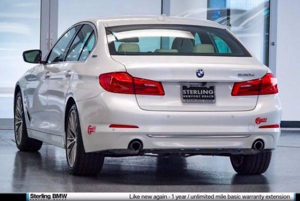 2018 BMW 5 Series WBAJA9C57JG623067