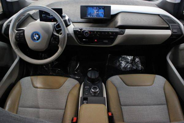 2017 BMW i3 WBY1Z8C34HV892975