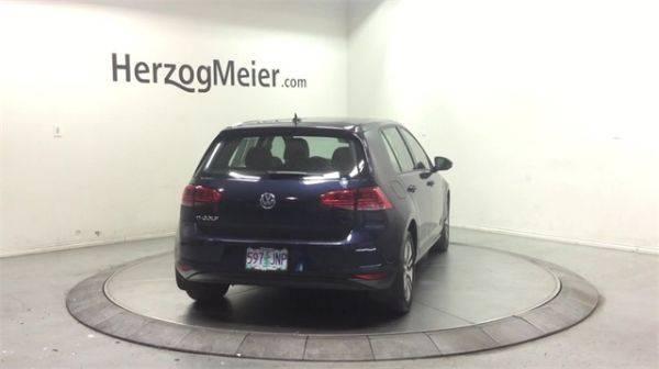 2016 Volkswagen e-Golf WVWPP7AUXGW915241