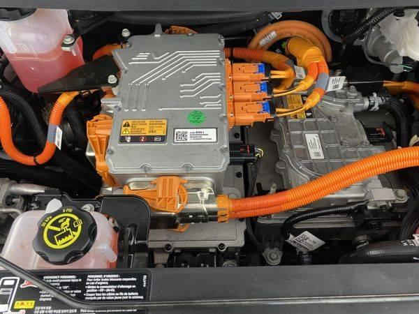 2017 Chevrolet Bolt 1G1FW6S07H4147258