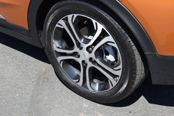 2017 Chevrolet Bolt 1G1FX6S06H4154893