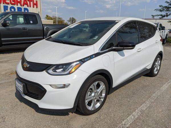 2017 Chevrolet Bolt 1G1FW6S02H4181768