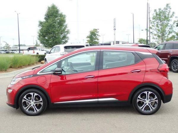 2017 Chevrolet Bolt 1G1FX6S03H4163292